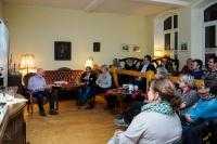 Autorenlesung 'StromLinien' von Dieter Pleyn, Nov. 16