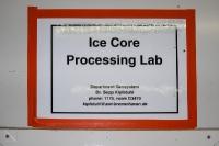 11 - Eisbohrkern Labor