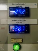 12 - Temperatur im Labor -25°C