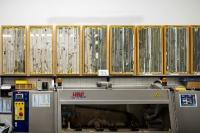 16 - Sedimentbohrkerne über zig Millionen Jahre