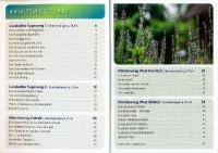 Broschüre Inhaltsverzeichnis